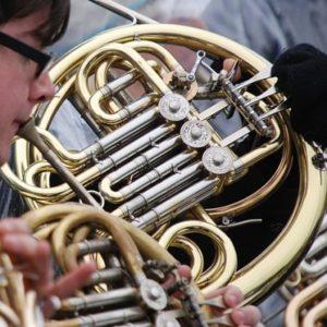 olympic horns
