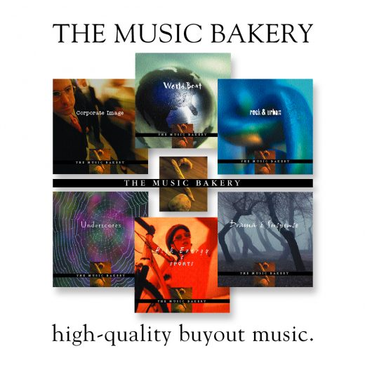Royalty Free Music by The Music Bakery -